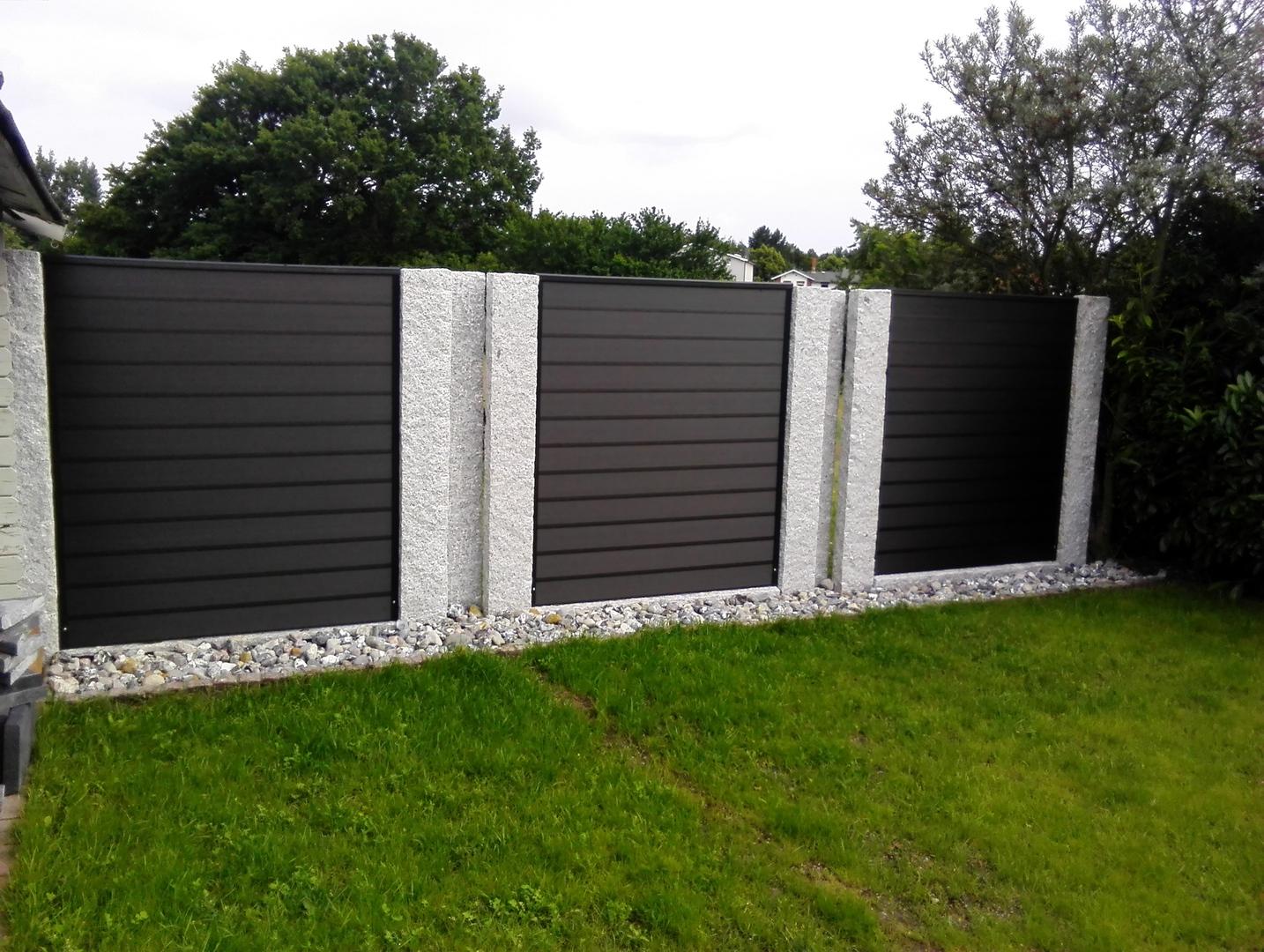ingo rudolph - friesenwall / grundstücksbegrenzung
